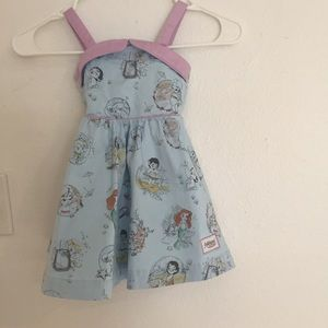 Disney animators collection toddler dress